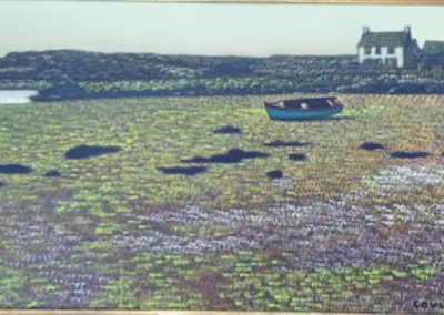 A marée basse 1979