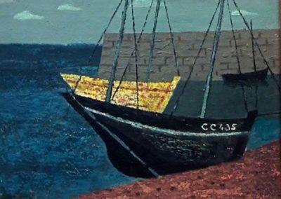Barque à Concarneau