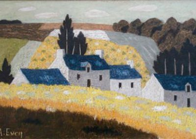 Hameau breton