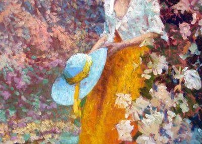 Le chapeau jaune 2