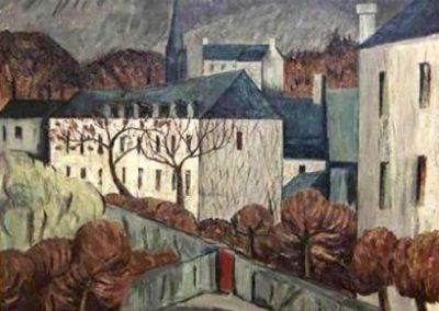 Ville de Bretagne