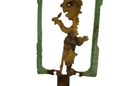 TROIS BOUTS DE FICELLE Bronze