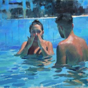 amalfie blue aldo balding galerie izart
